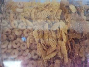 CEREAL BAGS